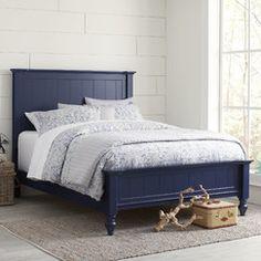 Caleb Panel Bed