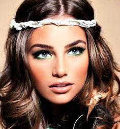 love the hair and make-up