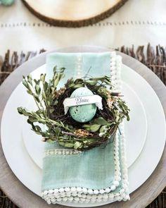 Easter Tablescape | Placeholder