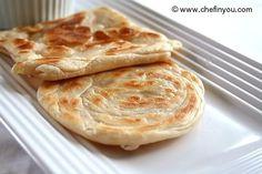 Malaysian Roti Canai (Roti Prata) Recipe | chef in you