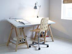 FINNVARD schragen  #IKEA #werkplek #schragen #hout