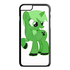 Minecraft Creeper Ponyfied iPhone 6S Case