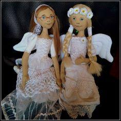 Siostry anielskie – anioły sielskie – Uszytki