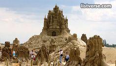 top 20 amazing sand castles - Gallery | eBaum's World