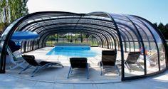 abris de #piscine - gamme espace - ROTONDE