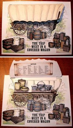 Ideas for early american history activities presidents day American History Lessons, Us History, History Facts, History Online, History Books, History Activities, Chuck Wagon, History Classroom, Covered Wagon