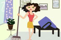 καθαριότητα νοικοκυρά