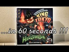 King of Tokyo Halloween - english subtitles