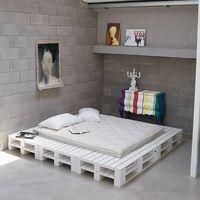 Vente de Lit palette design Si-Pallet Seletti Design, Lit Design, Meubles - KonceptDesign