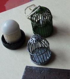 patouillage et patouillis : fil de fer