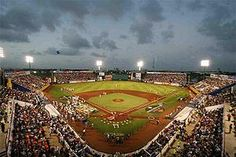 Estadio de Baseball Beto Avila casa de los Tigres de Cancun, Equipo que usa la Terapia de Oxigeno Airnergy+ exclusiva de Fresh O2 Mexico