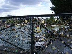 Le Pont des Arts au temps (perdu) des cadenas ...