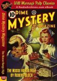 Dime Mystery Magazine The Noose Hangs High