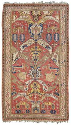 Sumak, Caucasus, late 19th C.