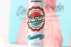 """Sur mon blog beauté """"Needs and Moods"""" retrouvez ma revue au sujet de la mousse de parfum Foamous.  http://www.needsandmoods.com/foamous/   #foamous #parfum #perfume #perfumes #foam #beauty #beauté #blog #revue #blogbeauté #cosmétique #cosmetics #fifties #rétro #vintage @thebeautyst"""