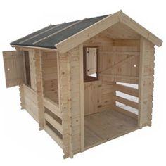 Maisonnette en bois Tao