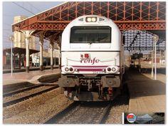 334.011 RENFE. Estación de Medina del Campo. http://ju5modelismo.blogspot.com.es/