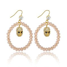 Pandahall 1 Pair Rose Alloy Skull Rhinestone Earrings wit... https://www.amazon.com/dp/B00PNG1118/ref=cm_sw_r_pi_dp_5iMHxbAN4ANZ7