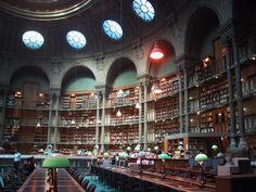 Bibliotheque Nationale de France, Paris