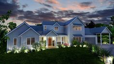 Panorama House II Picture of Traditional Storybook Manor Gables and two storey design traditional design level site design floor plans all 5 bedroom 4 bedroom