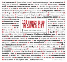 101 Things To Do In Silver City NM