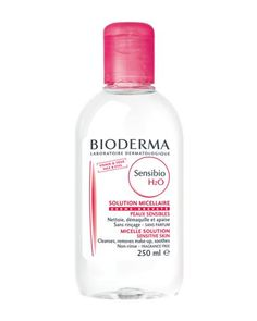 Crealine H20, the gentle-as-water makeup remover that used to be exclusive to European pharmacies, is unanimously favored by backstage beauties. It's mild, calms irritated skin, and can now be found in drug stores on our home turf.  Bioderma Sensibio H2O, $20; www.beautylish.com/.
