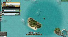 L'écran d'achat, pour améliorer votre navire. - http://fr.bigpoint.com/piratestorm/