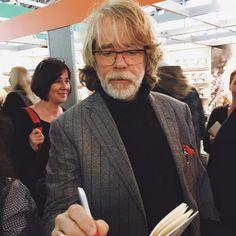 Helge Schneider auf der Frankfurter Buchmesse