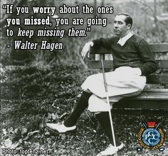 On this day in golf history, the iconic Walter Hagen won his second PGA Championship in 1924 and successfully defended his title in 1925. Hagen was influential in raising the stature of the golf professional and won 11 major championships in his career including 5 PGA Championships, 2 U.S. Opens and 4 Open Championship. #TBT #GolfHistory #Golf #GolfCollege #PGCCGolf