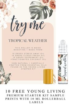 I wanted to share my favorite roller blend recipes, all made from therapeutic grade essential oils found within the Young Living premium starter kit. I'm also including downloadable 4×6 prints AND labels so that you can have them printed and share them with those you love. Nothing makes my day like happy mail! And I know your loved ones will feel the same. Essential Oil Starter Kit, Essential Oil Diffuser Blends, Therapeutic Grade Essential Oils, Doterra Essential Oils, Young Living Oils, Young Living Essential Oils, Roller Bottle Recipes, Essential Oil Perfume, Happy Mail