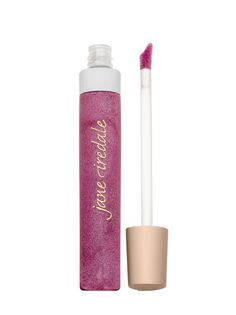 BLOG My style ELLEments: Κερδίστε ένα από τα 8 νέα λιπ γκλος PureGloss της Jane Iredale Avocado Oil, Beauty Bar, How To Look Pretty, Wands, Lip Gloss, Moisturizer, Lipstick, Skin Care, Makeup