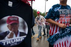 The Republican Party's crisis over Donald J. Trump reflects years of fraying ties between party elites and voters.