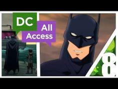 "Batman Teases ""Son of Batman"" on the next DC All Access. March 24, 2014"