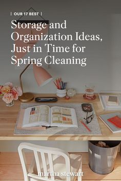 Organize your home with these smart organization and storage solutions to sort and finally organize your work-from-home area, bedroom closet, and kitchen drawers in a few steps. #marthastewart #organization #organizationideas #declutter #tipsandadvice Kitchen Drawers, Closet Bedroom, Organizing Your Home, Spring Cleaning, Organization Hacks, Getting Organized, Declutter, Storage Solutions, Cleaning Hacks
