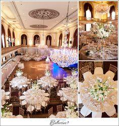 Omni William Penn Hotel Weddings Pittsburgh by http://www.leeannmariephotography.com