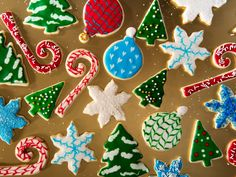 You don't need to be a pro to make a show-stopping batch of sugar cookies—just some cute cookie cutters, four icing colors, and a handful of sprinkles.
