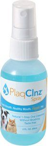 PlaqClnz Spray (2 oz.) * See this great image  (This is an amazon affiliate link. I may earn commission from it)
