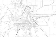 Map Stack   Stamen Design. Black and White for Stephen?