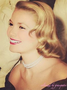 Grace Kelly colorized                                                       …