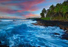 Coastal Palette.   Peter Lik Fine Art Photography.
