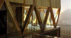 Résidence et atelier d'artiste par MoDus Architects