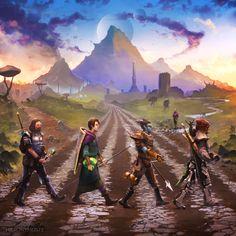 The Elder Scrolls, fandom, TES art, emergencies, Sheogorath, Morrowind…