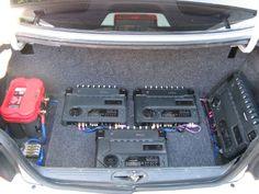 John amped up the audio in his 2004 Chevrolet Malibu with gear from Crutchfield. Custom Car Audio, Custom Cars, Car Audio Installation, Chevy Trailblazer, Vw Gol, Car Audio Systems, Car Sounds, Car Amplifier, Chevrolet Malibu