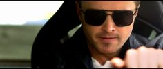 Oakley Deviation Square Sunglasses as seen on Tobey Marshall in Need for Speed Need For Speed Movie, Aaron Paul, Images Gif, Matte Black, Oakley, Sunglasses, People, How To Wear, Movies
