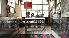 Designline Küche - Produkte: Nico Moretto, Alpes Inox, Liberi in cucina  - Modulküchen