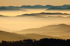 Beskydy by Robert Adamec on 500px. Czech Republic