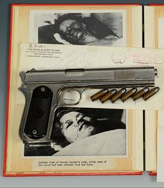 Bonnie Parker's Colt pistol heads to auction in Tennessee