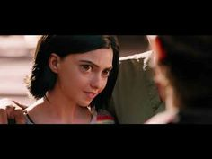 When Alita awakens with no memory of who she is in a future world she does not recognize, she is taken in by Ido, a compassionate doctor who realizes. Alita Movie, Angel Movie, Battle Angel Alita, Female Dragon, Mexican American, Jennifer Connelly, Powerpuff Girls, Matilda, Hollywood Actresses