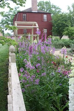 COLONIAL WILLIAMSBURG GARDENS by meesketrena, via Flickr