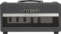 Supercharged with a plethora of flexible features, the Fender Bassbreaker 15 Head is a top-notch performer for stage or studio. Fender Guitar Amps, Recording Equipment, Marshall Speaker, Audio, Gadgets, Ebay, Amazon, Link, Stage